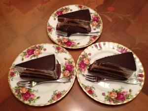 Caitoのガナッシュケーキ