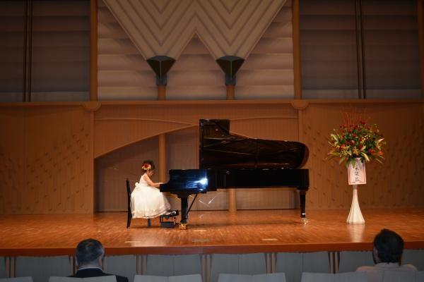 ピアノ発表会 和奏ちゃん
