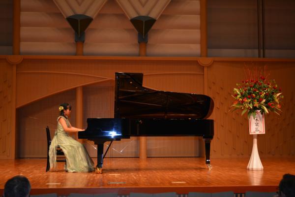 ピアノ発表会・Nちゃん