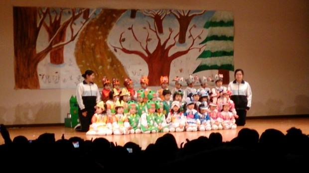 熊取町・みどり幼稚園でのCちゃん