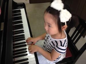 Nちゃんのピアノレッスン