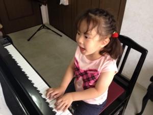 Mちゃんのピアノレッスン